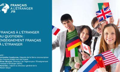 Français à l'étranger au quotidien : enseignement français à l'étranger