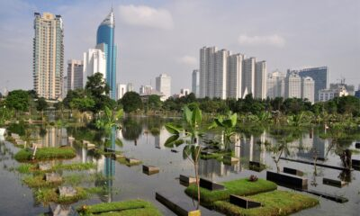 Jakarta ne sera bientôt plus la capitale de l'Indonésie
